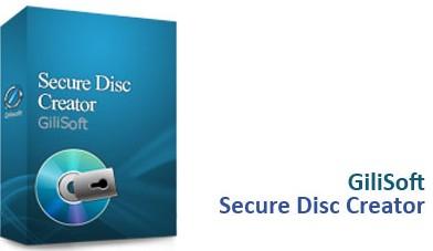 GiliSoft-Secure-Disc-Creator