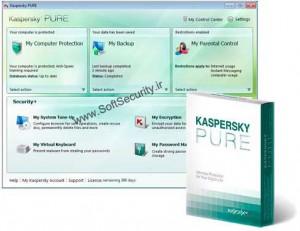 kasper pure(www.SoftSecurity.ir)